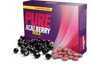 pure acai berry max