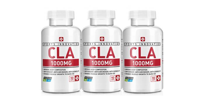 der bekanntesten Tabletten mit konjugierter Linolsäure (CLA