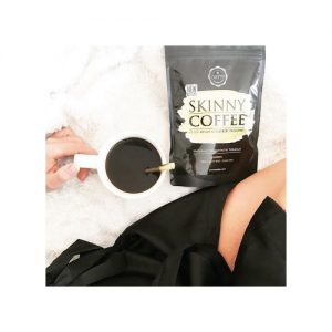 Kaffee zum Abnehmen Skinny Coffee - Drink, der innerhalb von nur einer Woche zum Gewichtsverlust führt.